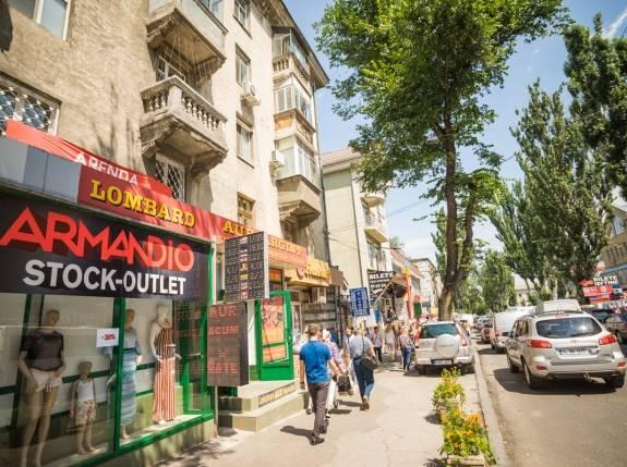 Spatiu comercial - Armeneasca