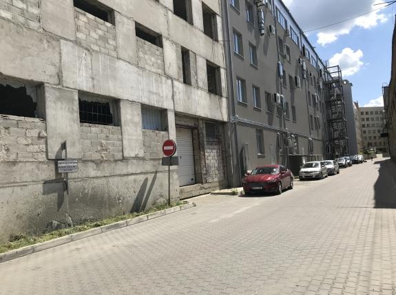 Коммерческое помещение — ул. Михай Витязу